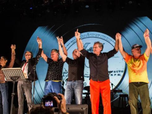 Traffic Sound y La Gran Banda juntos en el Gran Teatro Nacional [VIDEOS]