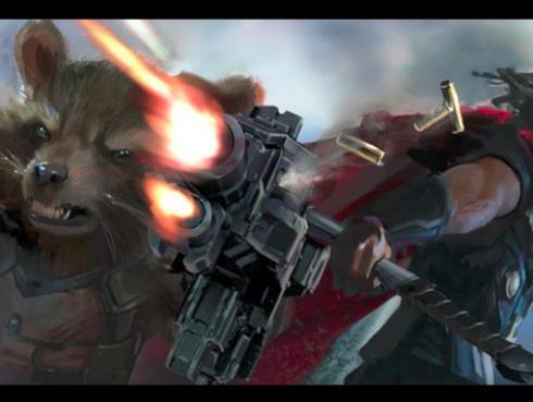 Sorpréndete con el primer teaser de 'Avengers: Infinity' [VIDEO]