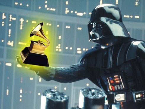 'Star Wars' fue premiado en los Grammy 2017 sin que te des cuenta