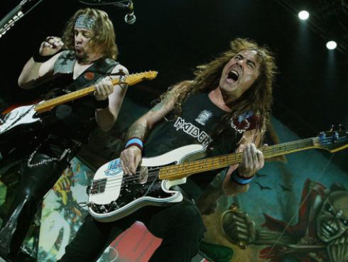 Steve Harris cree que Iron Maiden no mereció ganar un Grammy en el 2011
