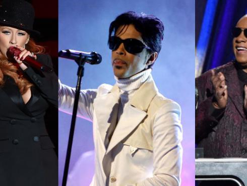 Stevie Wonder y Christina Aguilera encabezarán concierto en homenaje a Prince
