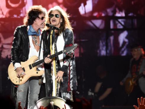 Steven Tyler aún no sabe si es el fin de Aerosmith