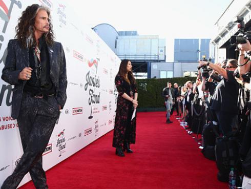 Steven Tyler, de Aerosmith, hizo este pedido al congreso de Estados Unidos