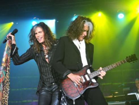 """Aerosmith: """"Tenemos al menos para un álbum más"""""""