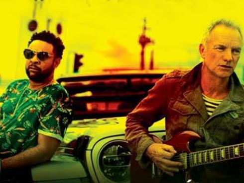 Sting estrena nuevo videoclip de 'Gotta get back my baby' junto a Shaggy
