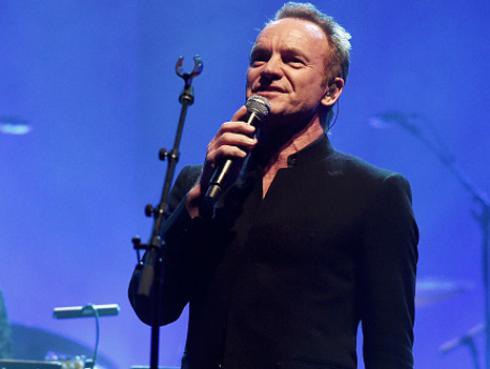 Sting recibe el premio Polar, considerado el 'Nobel' de la música