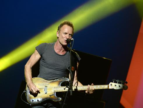 Concierto de Sting reabrirá la sala Bataclan de París