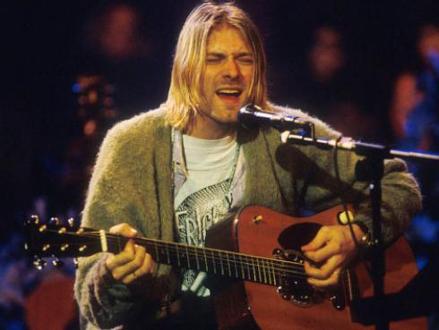 Suéter usado por Kurt Cobain se vendió por 75 mil dólares