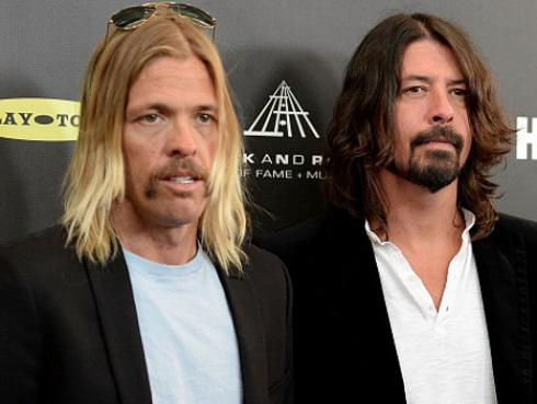 ¡Taylor Hawkins revela qué canción odia de Foo Fighters!