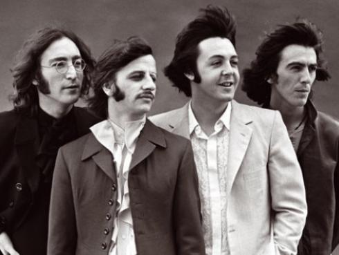 El registro histórico de un documental de The Beatles en un pueblo de Inglaterra [VIDEO]