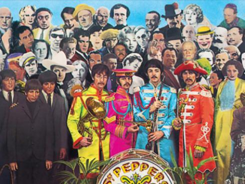 ¿Quién es el único futbolista que sale en la portada del 'Sgt. Pepper's' de The Beatles?