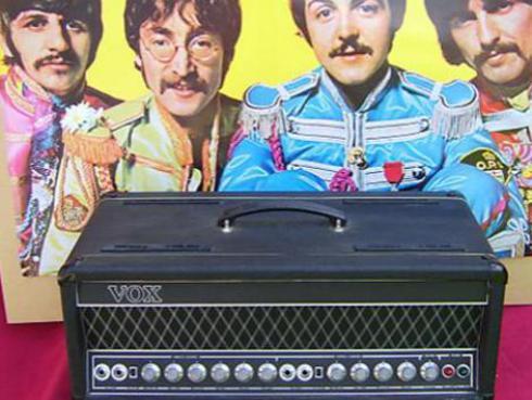 El amplificador de George Harrison que fue utilizado para 'Sgt. Pepper's' está en venta
