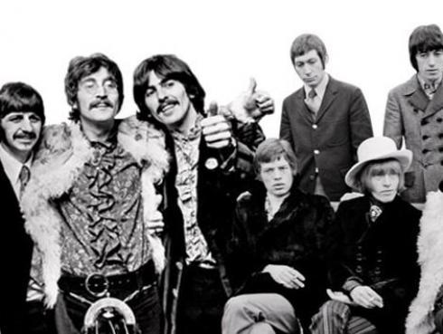 Sí, The Beatles escribieron una canción para los Rolling Stones
