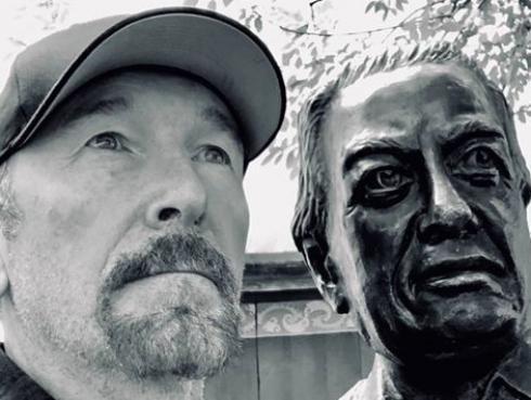 The Edge de U2 visitó México