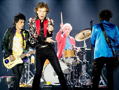 The Rolling Stones presentan 'Living in a ghost town', canción inédita luego de 8 años