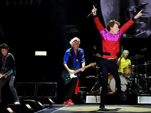 The Rolling Stones realizó el penúltimo concierto del 'No Filter Tour'