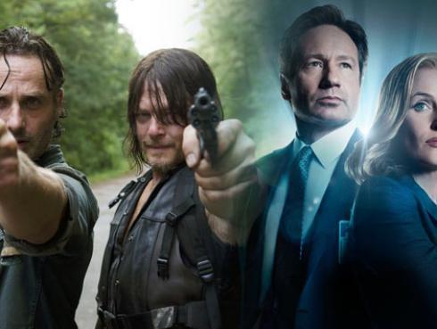 'The Walking Dead' y 'X-Files' tienen una conexión y no te habías dado cuenta