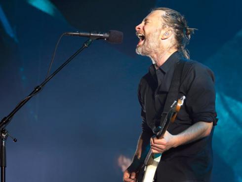 Thom Yorke de Radiohead está de luto: falleció la madre de sus hijos