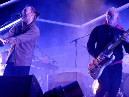 Thom Yorke y Flea estrenan canción para la nueva película de Edward Norton