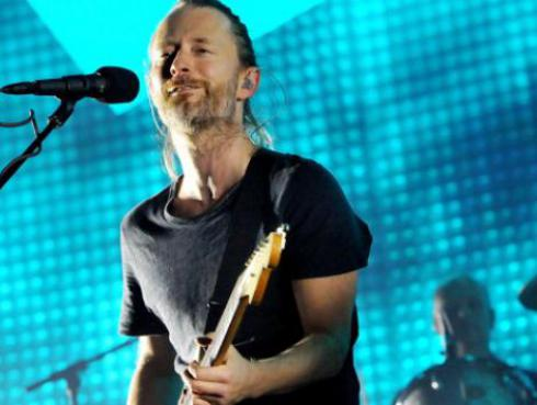 Thom Yorke y Jonny Greenwood presentaron remix de 'Bloom' en semana de la moda [VIDEO]