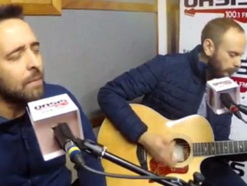 #Fogatera: TK interpretó 'Equidistante', tema de su nuevo disco