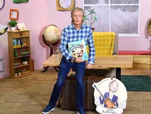 Todo lo que debes saber de 'Hey Grandude', el libro de Paul McCartney
