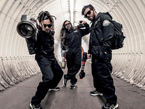 Tourista lanza su nuevo álbum 'Fantasmas'