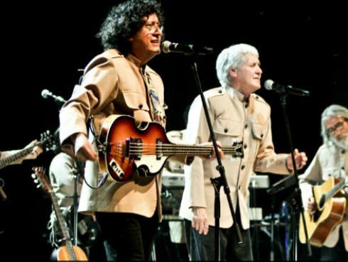 Músicos peruanos alistan show por los 50 años de 'Revólver' de The Beatles