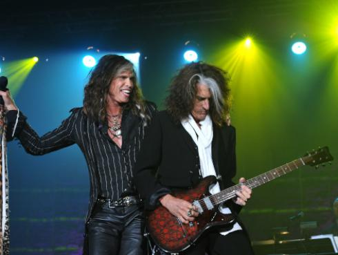 Mira la vez que Aerosmith y Slash interpretaron 'Dream on'