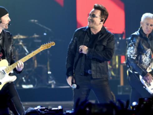 Escucha la nueva versión de 'Red Hill Mining Town' de U2