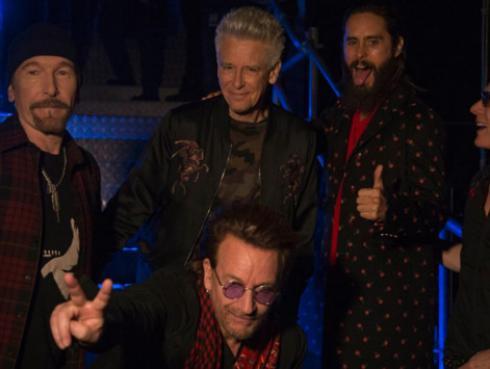U2 escogió lugar para sus ensayos de cara a su próxima gira