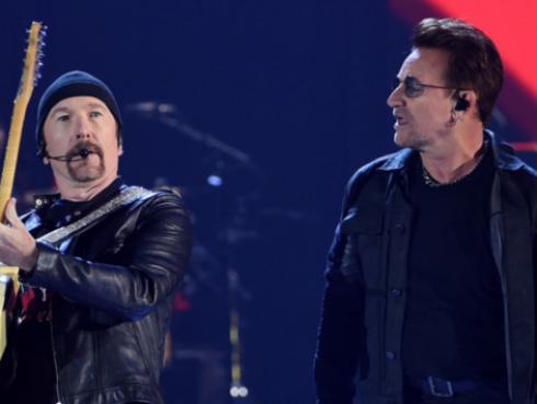 Bono cuenta cómo se inició U2 en una cocina en un video animado