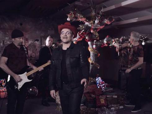 U2 confirma nuevo disco y shows