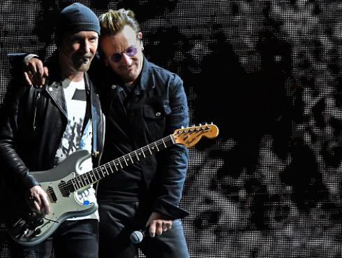 U2 lanzará su nuevo disco en diciembre