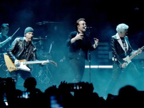 ¿U2 planea realizar un biopic de su trayectoria musical?