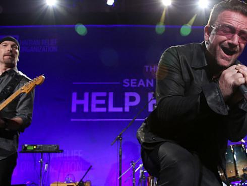 Los 10 temas más exitosos de U2 [VIDEOS]
