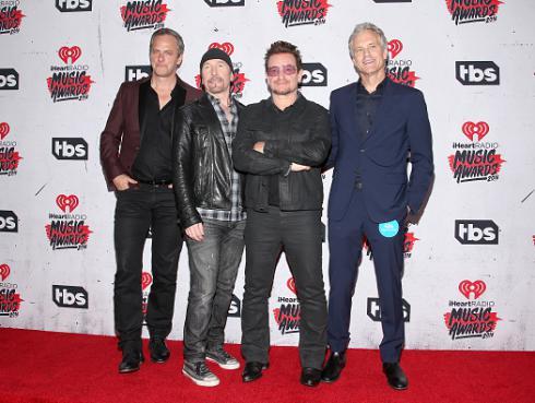 U2 confirma nuevo álbum y gira para 2017