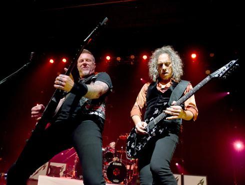 Un día como hoy hace 35 años Metallica debutó en los escenarios