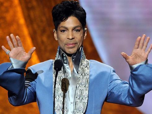 Universal obtiene material inédito de Prince