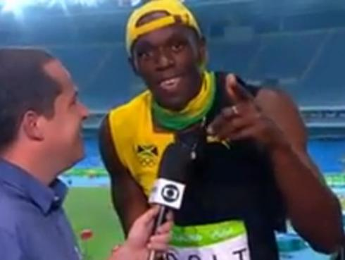 Mira a Usain Bolt cantando 'One Love' de Bob Marley [VIDEO]