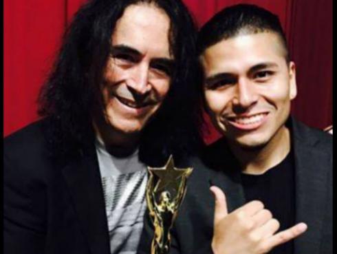 Banda peruana Verttigo fue premiada en los 'Fox Music USA'