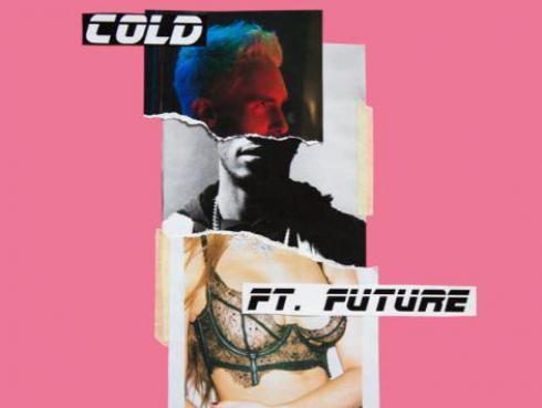 ¡Maroon 5 presentó su nuevo single 'Cold'! [AUDIO]