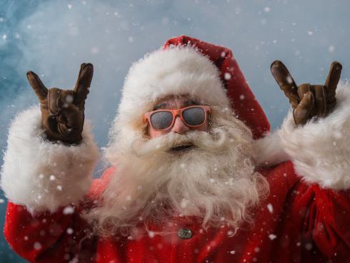 ¡10 villancicos rockeros para celebrar la Navidad! [VIDEOS]
