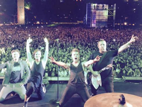 Vivo x El Rock 7: Lima disfrutó con Limp Bizkit, Vanilla Ice, Duncan Dhu, The Ramus y más