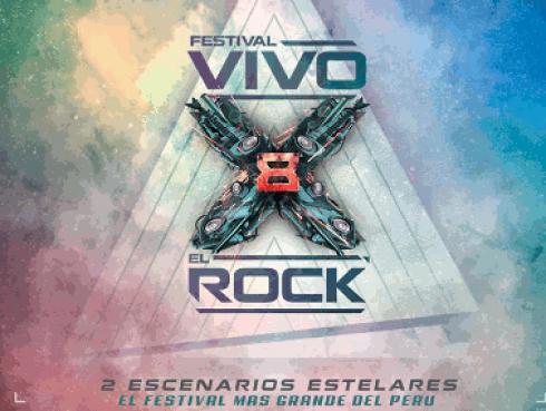 Vivo x el rock 8: Bandas confirmadas y todo lo que necesitas saber