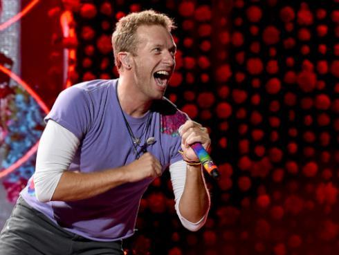 """Vocalista de Coldplay: """"Bruce Springsteen me cambió la vida"""""""