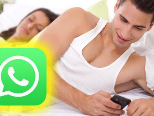 ¡Conoce el truco de WhatsApp para que tu pareja no sepa con quién chateas!