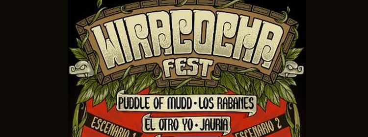 Wiracocha Fest 2015: Todo sobre el concierto