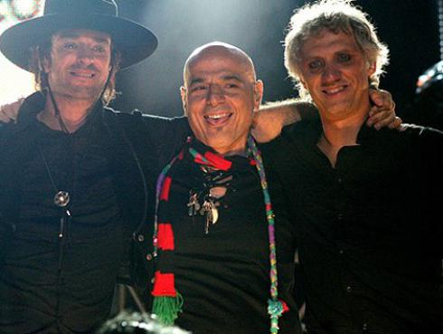 ExBajista de Soda Stereo recordó a Gustavo Cerati con emotiva foto