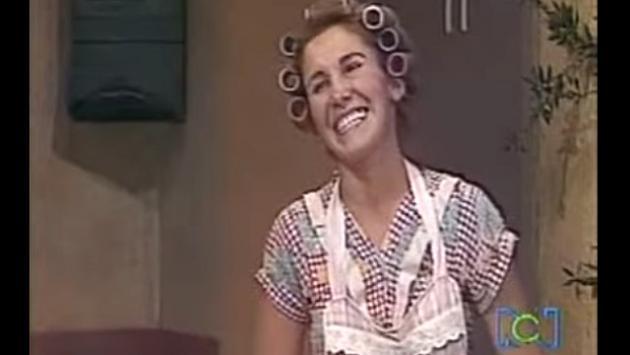 El Chavo del 8: Así lucía Doña Florinda en bikini hace más de 40 años [FOTOS]